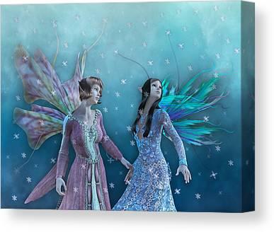 Moonlite Canvas Prints