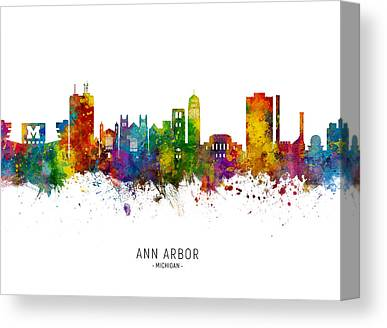 Arbor Canvas Prints