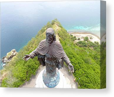 Dili Canvas Prints