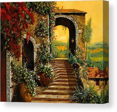 Arches Canvas Prints
