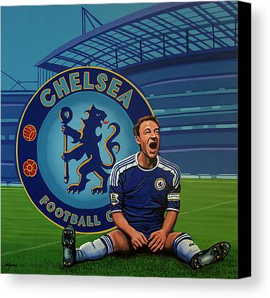 Designs Similar to Chelsea London Painting