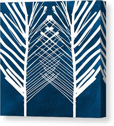 Tropical Canvas Prints