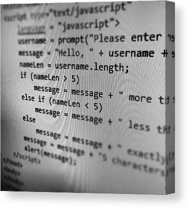 Javascript Canvas Prints