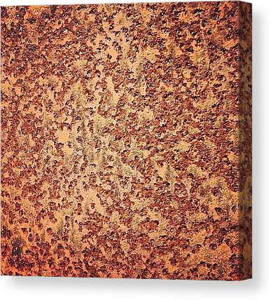Rust Canvas Prints