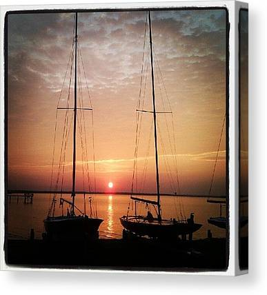 Boat Canvas Prints