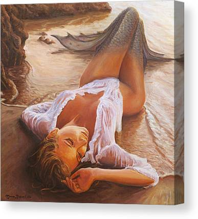 Sensual Canvas Prints