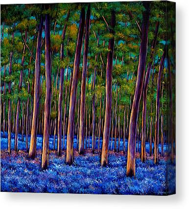 Forest Canvas Prints