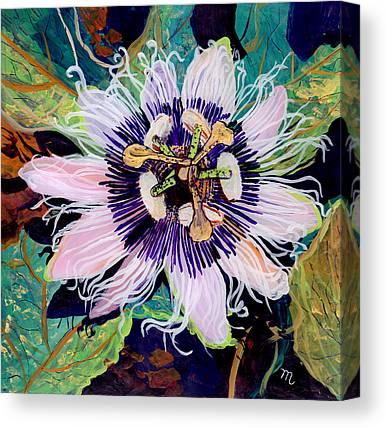 Lilikoi Canvas Prints