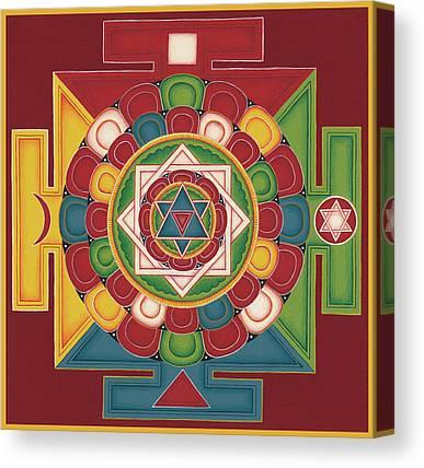Fengshui Canvas Prints