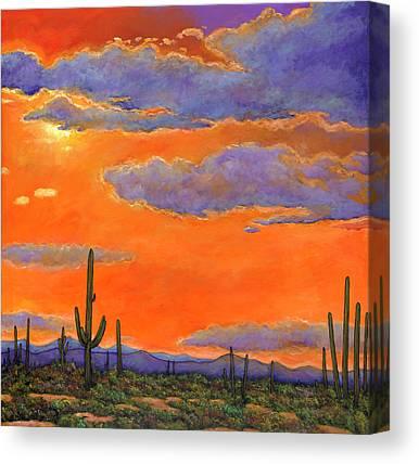 Southwest Canvas Prints