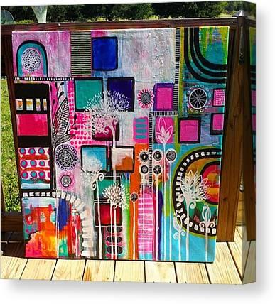 Playground Canvas Prints