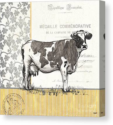 Farm House Canvas Prints