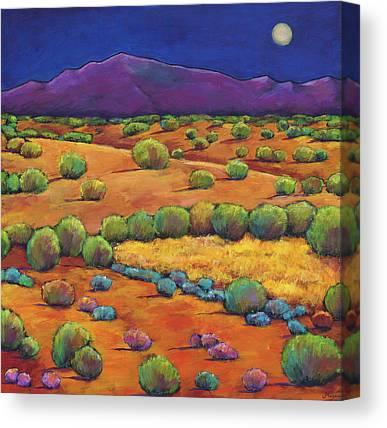 Mexico Canvas Prints