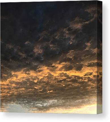 Storm Cloud Canvas Prints