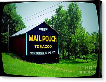 Mail Pouch Canvas Print