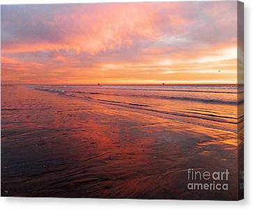 Be Still Canvas Print by Everette McMahan jr