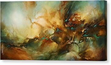 ' Breach ' Canvas Print by Michael Lang