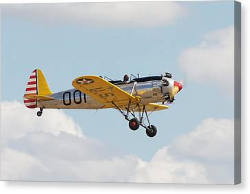 Come Fly With Me Canvas Print by Pat Speirs