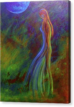 Cosmic Light Series                   Canvas Print