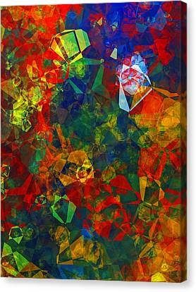 Electronics Canvas Print by Patricia Motley