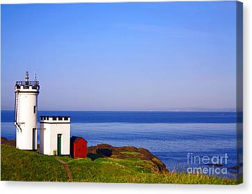Elie Lighthouse Canvas Print