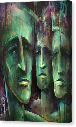 ' Endless II ' Canvas Print by Michael Lang