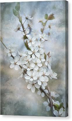 Flowering Tree Canvas Print by Gynt Art