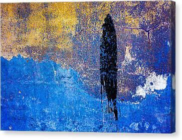 Foundation Number Nine Canvas Print by Bob Orsillo