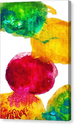 Interactions 1 Canvas Print