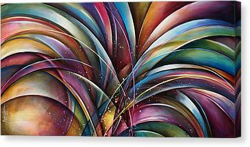 ' Lilys Song 2' Canvas Print by Michael Lang