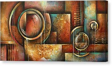 ' Looking Back' Canvas Print