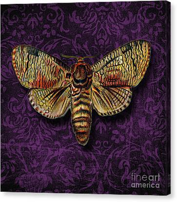 Love For Butterflies Canvas Print by Ramneek Narang