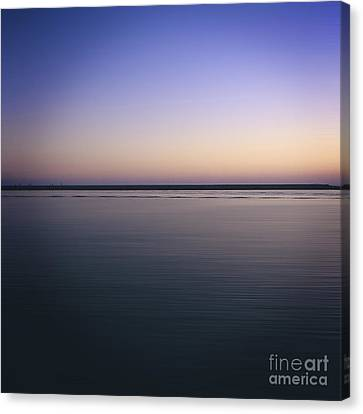 Mediterranean Sea. Provence. France Canvas Print by Bernard Jaubert