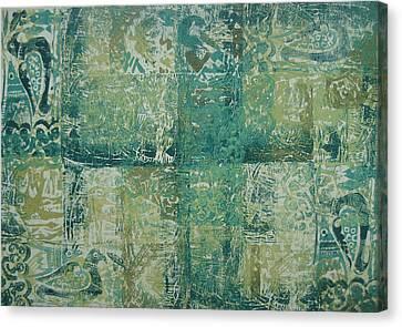 Mesopotamia Canvas Print