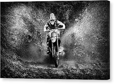 Contest Canvas Print - * by Paul Gs