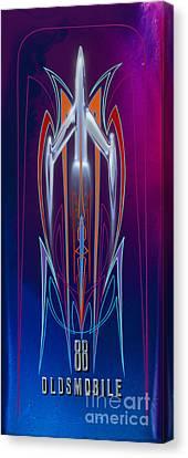 Rocket 88  Canvas Print