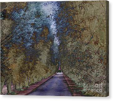 Canvas Print featuring the photograph  Serenity   by Irina Hays