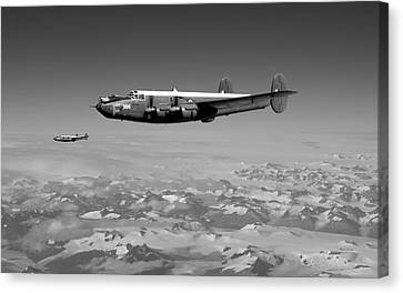 Shackleton Mr2 Canvas Print by Pat Speirs