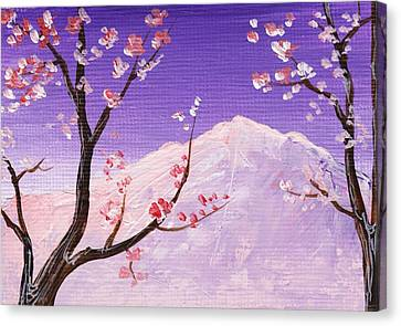 Spring Will Come Canvas Print