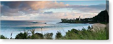 Waimea Rumble Canvas Print