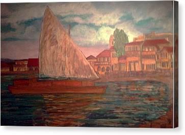 Zanzibar  Canvas Print by Richard  Hubal