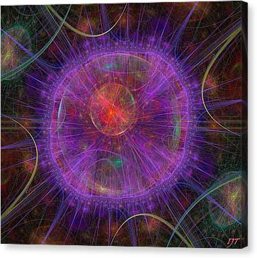 0001 Canvas Print by I J T Son Of Jesus