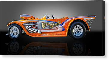 1927 Ford - Kid Stuff Roadster Canvas Print by Frank J Benz