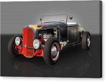 1930 Ford Roadster Canvas Print