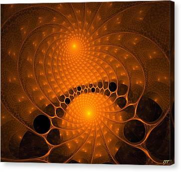 0172 Canvas Print by I J T Son Of Jesus
