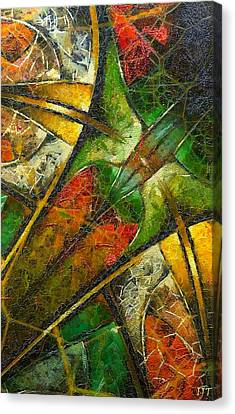0208 Canvas Print by I J T Son Of Jesus