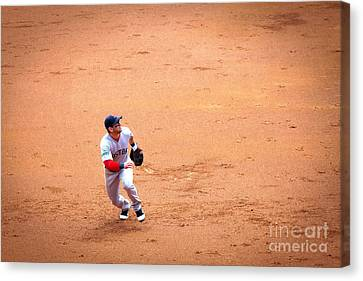 0233 Pop Fly Canvas Print by Steve Sturgill