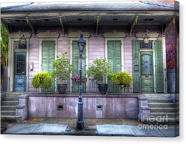 0267 French Quarter 5 - New Orleans Canvas Print