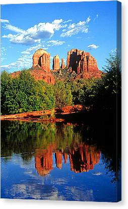 0464 Sedona Arizona Canvas Print