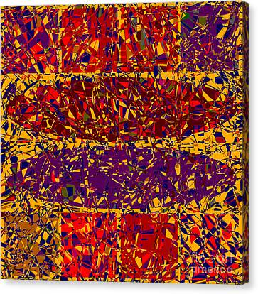 0688 Abstract Thought Canvas Print by Chowdary V Arikatla